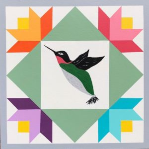 Humming Bird -Variation 2